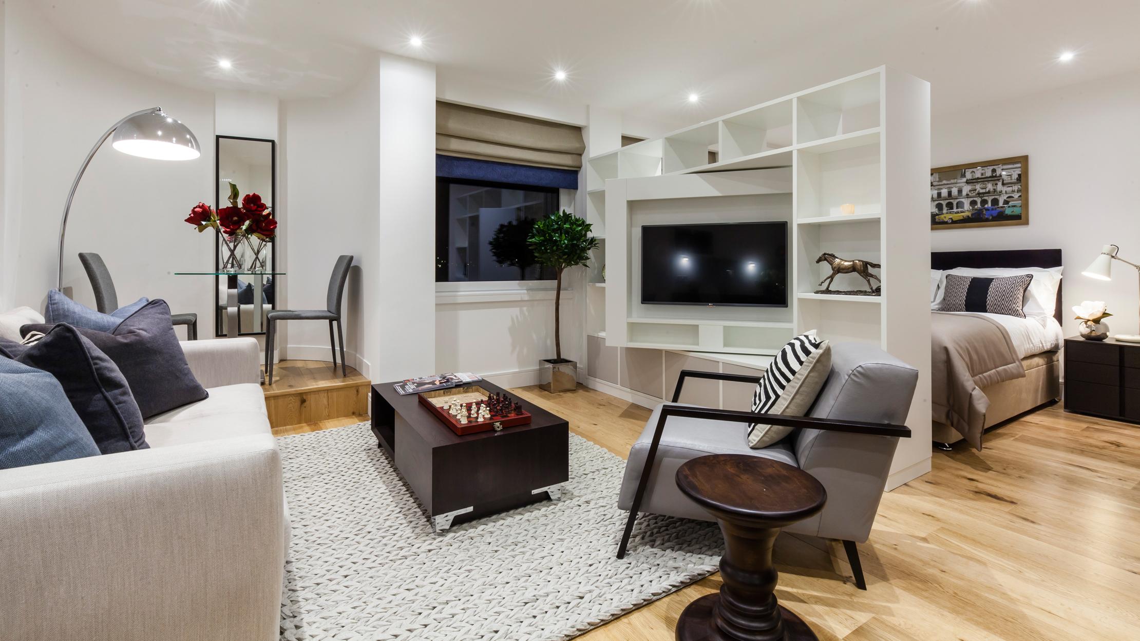 London Studio Apartments Best Home Design 2018