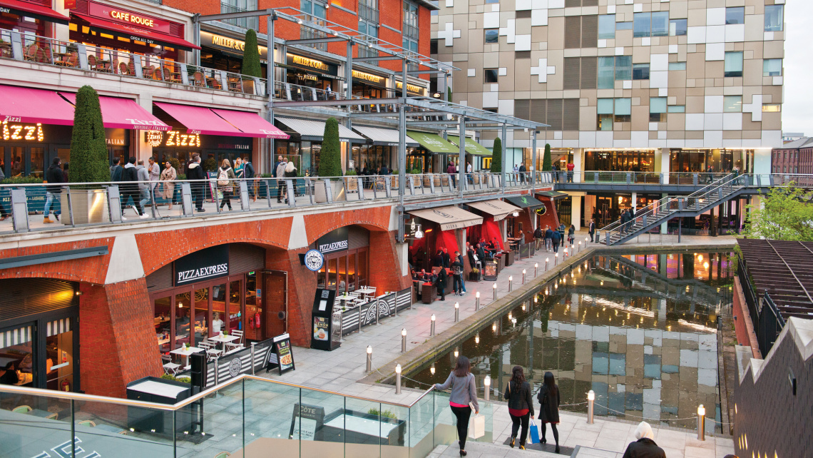 Regeneration To See Birmingham Rival London By 2026
