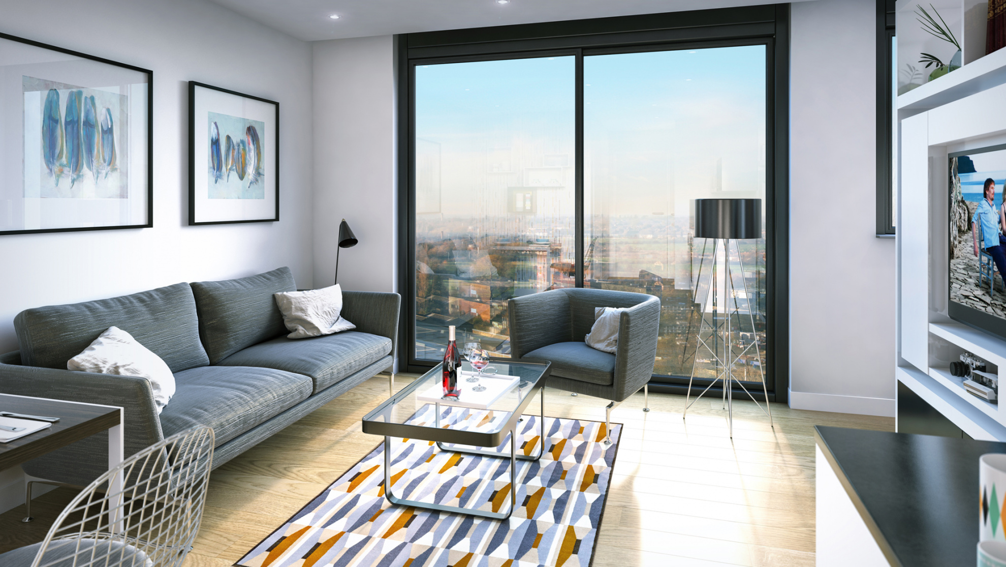 london property islington city and docklands trident