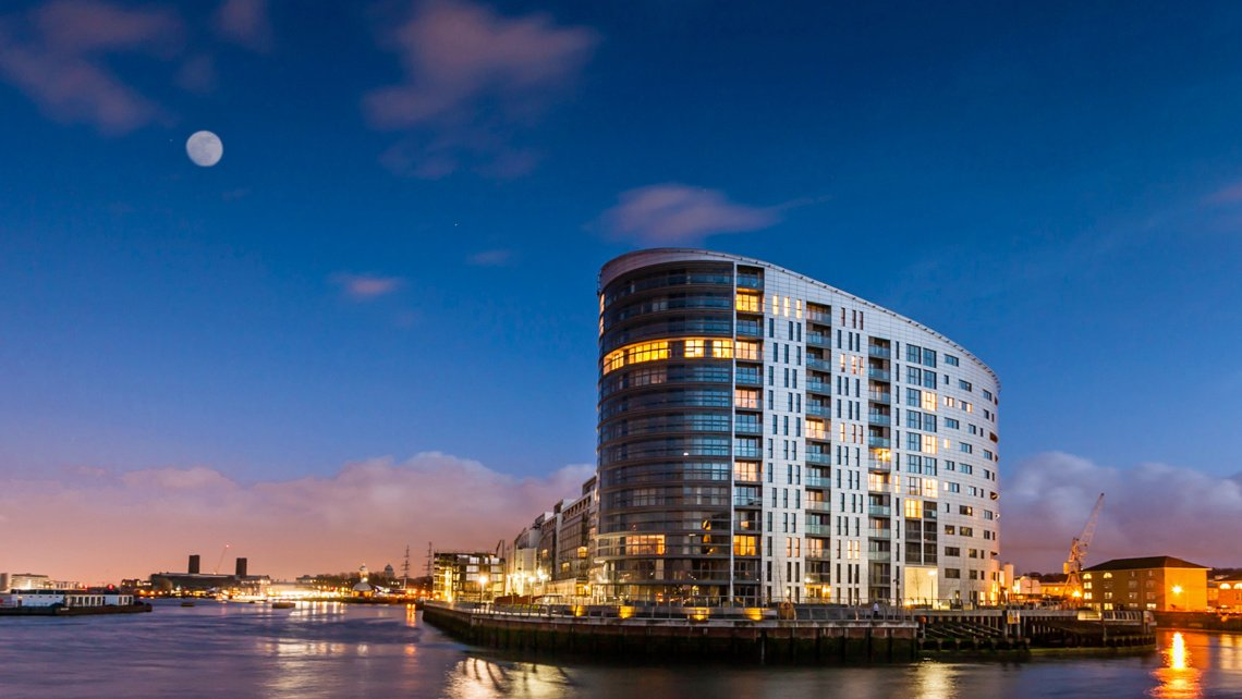 New Capital Quay, Greenwich, Galliard Homes