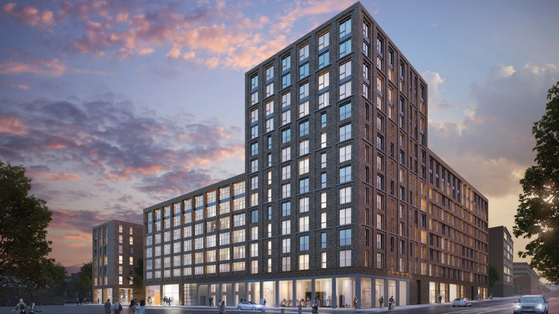 Timber Yard, Galliard Homes, Development, Birmingham, Regeneration, HS2, New-Build