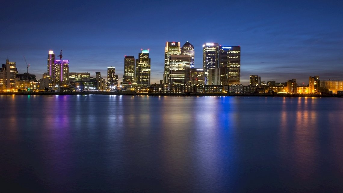 Canary Wharf, London Docklands, Galliard Homes