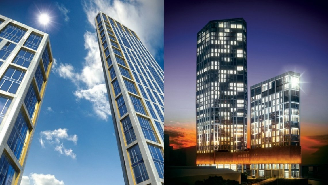 Capital Towers, Galliard Homes