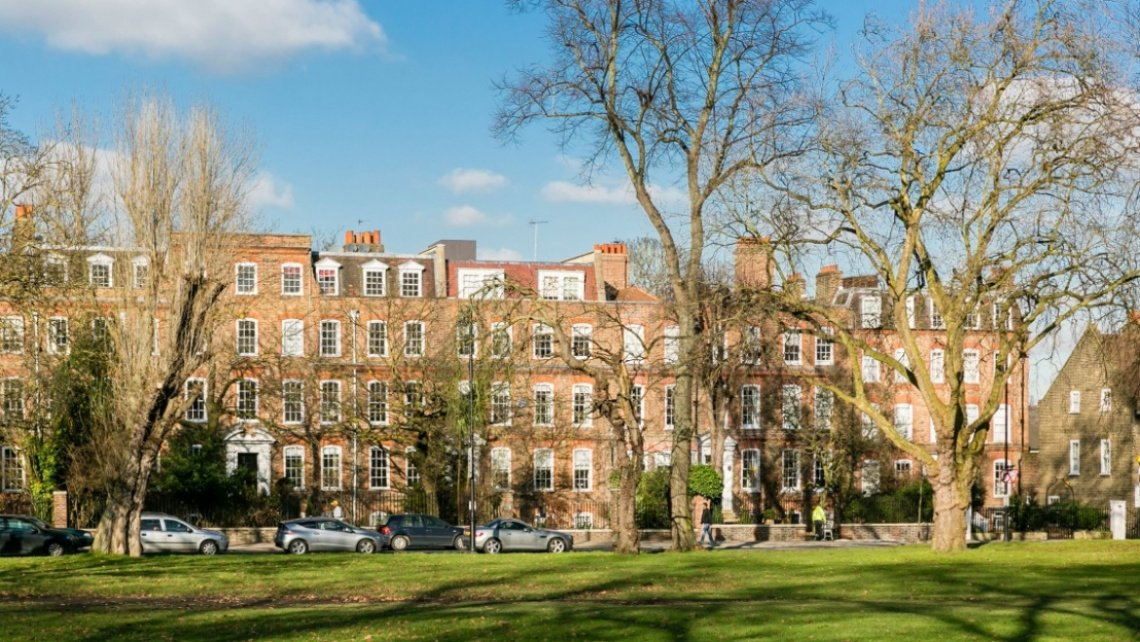 Professionals, Clapham, South London, Property, Galliard Homes