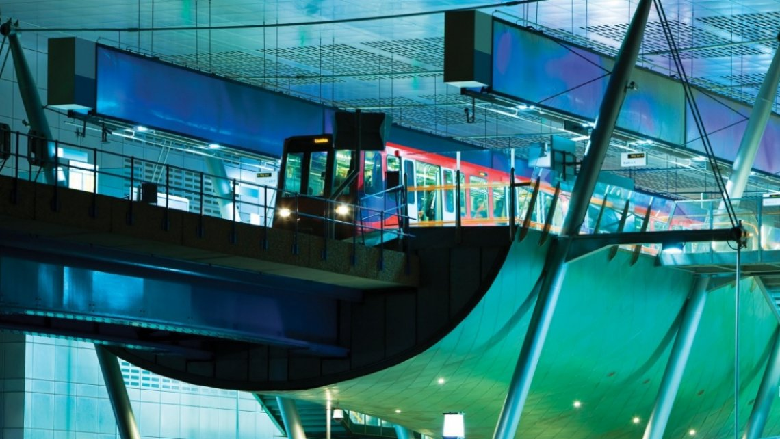 DLR, Hotspots, Property, Galliard Homes, Transport, London Docklands