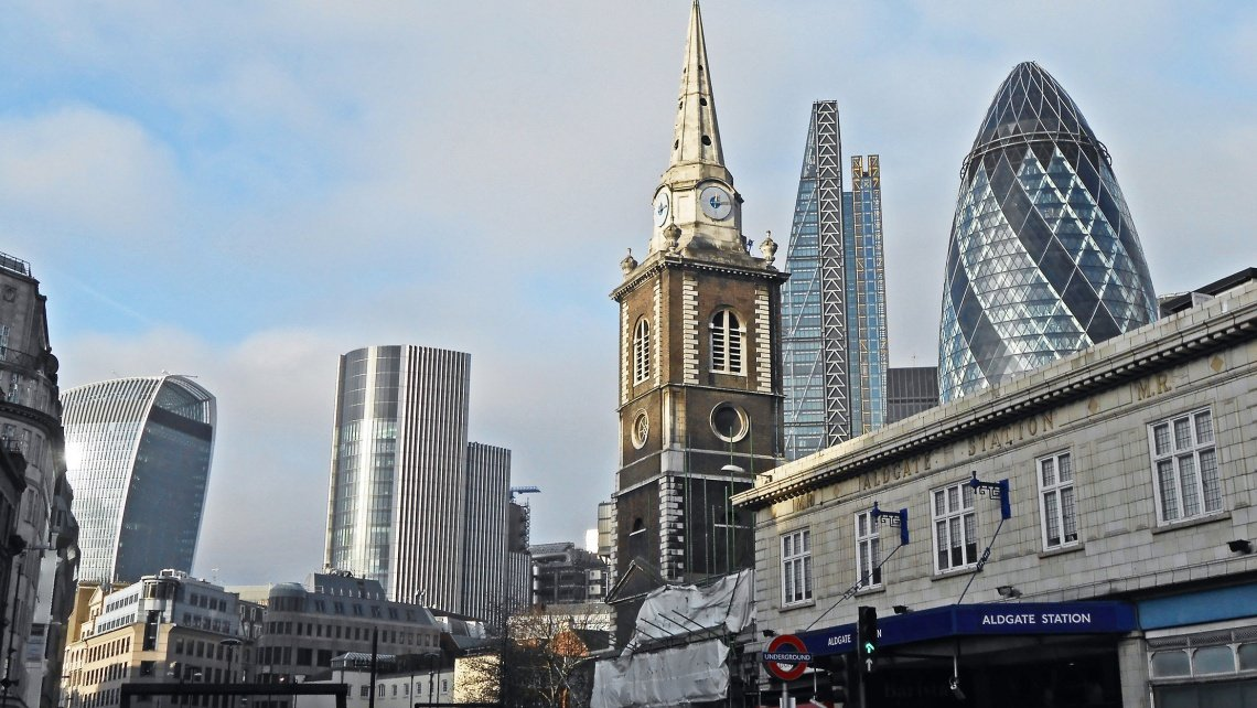 Aldgate, London, City of London, Lifestyle, Area Guide, Galliard Homes