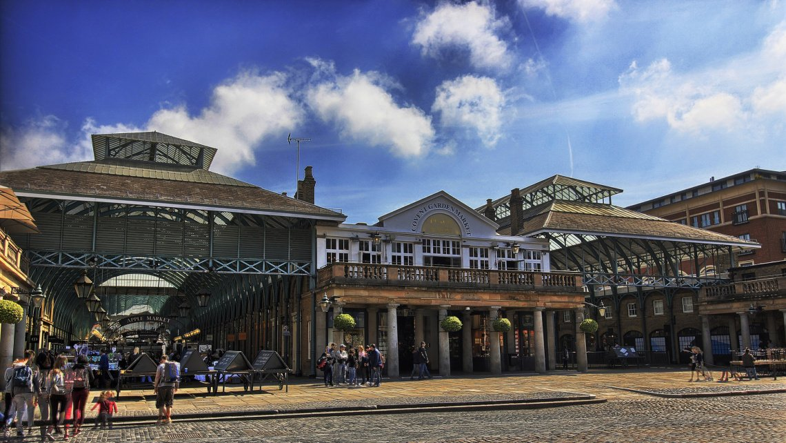 Covent Garden, Living in Covent Garden, West End,