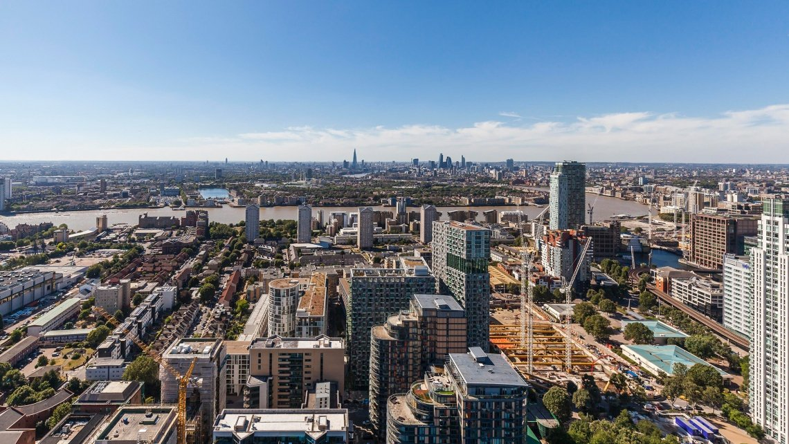 London Docklands, Canary Wharf, East London, Property, Investment, Property Market, Galliard Homes