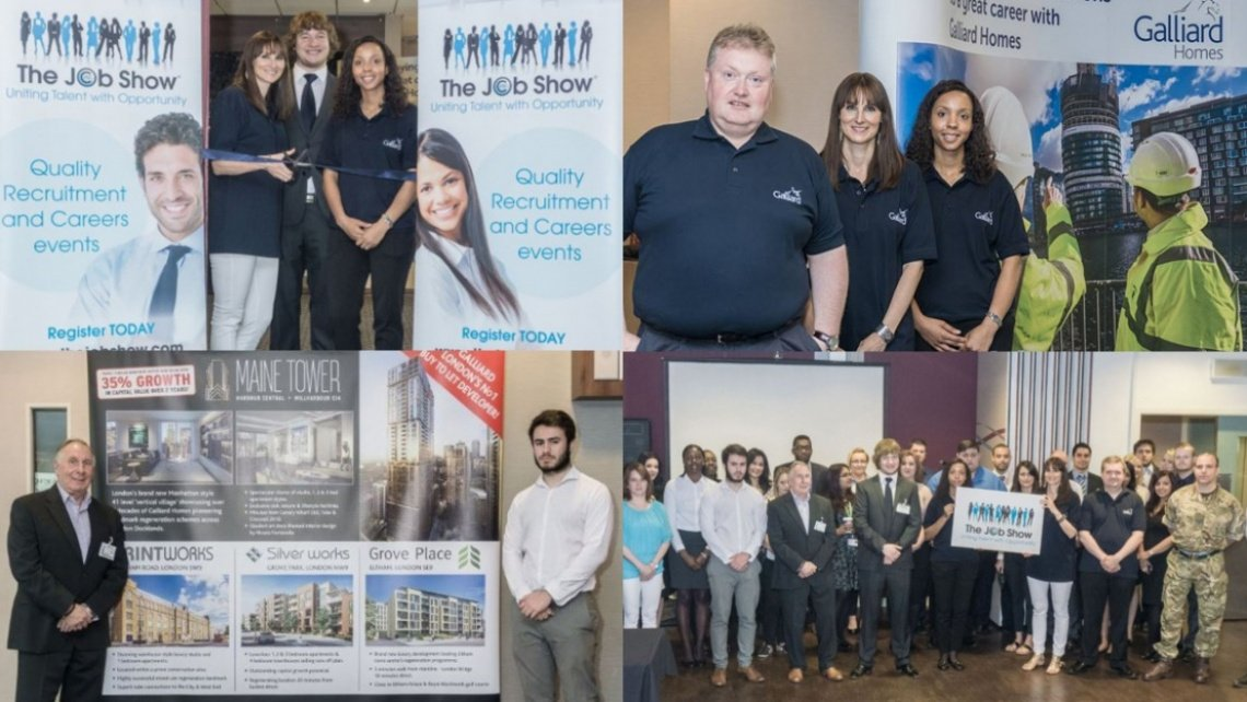 Galliard Homes, The Job Show