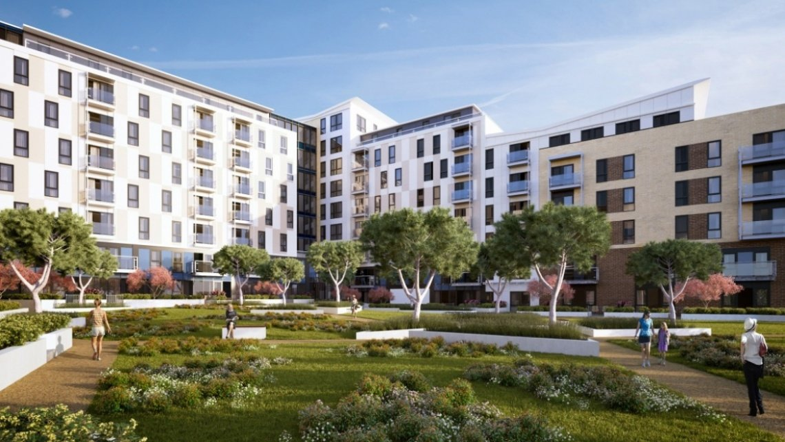 Property Investment, Galliard Homes