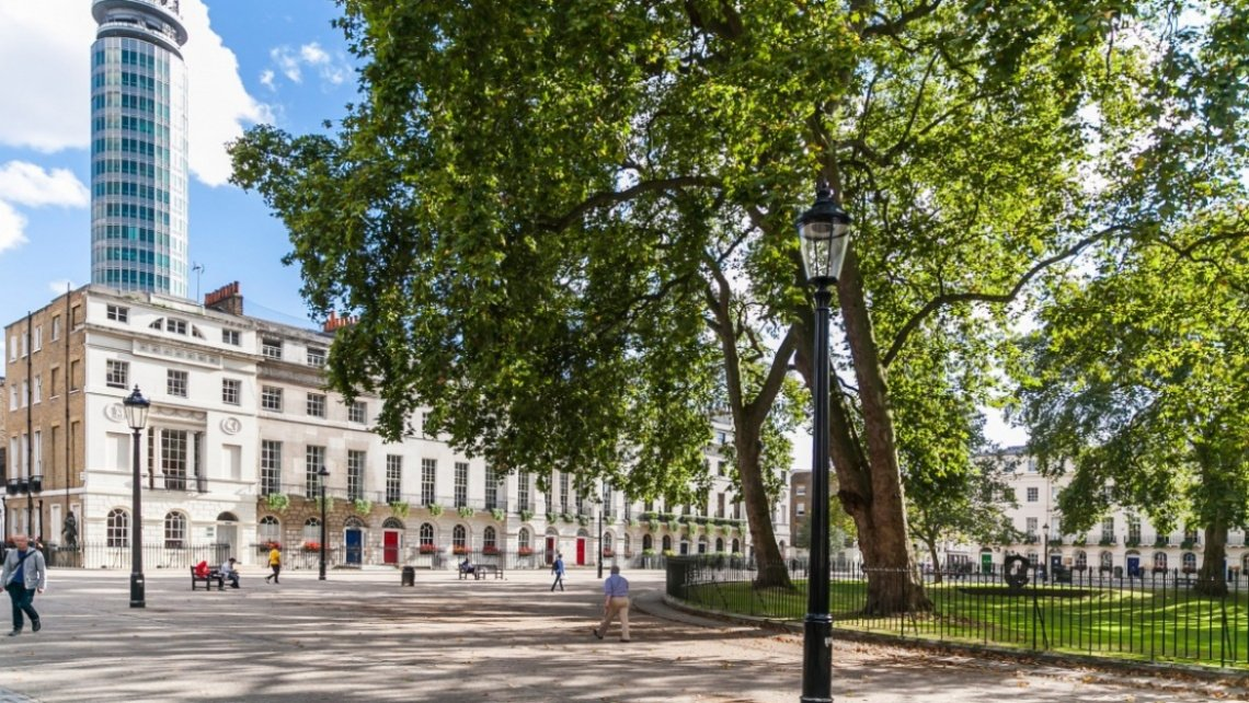 Fitzrovia, West End, London, Prime Property, Luxury Homes, Galliard Homes