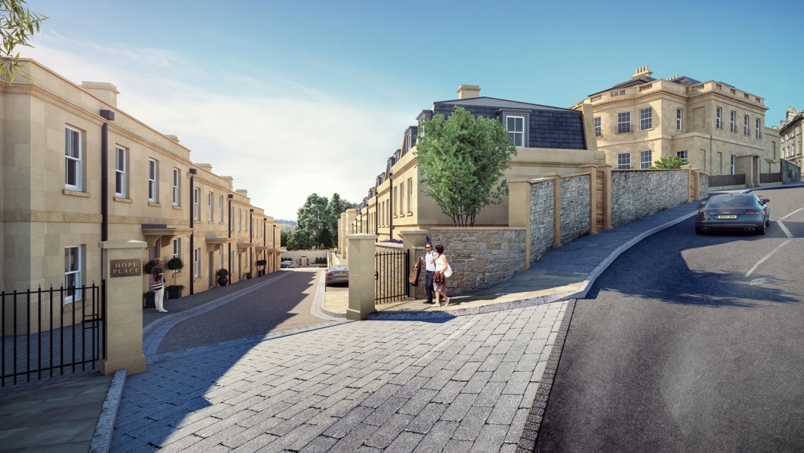 Hope House, Bath, Abode2, Galliard Homes