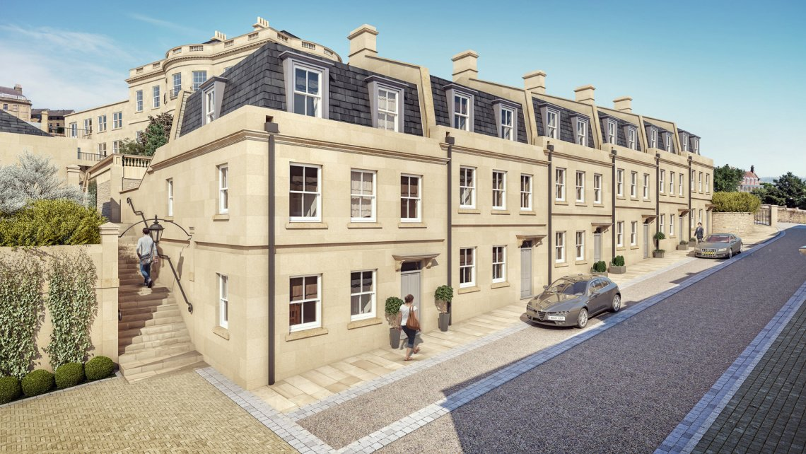 Galliard Homes, Abode2, Hope House, Bath