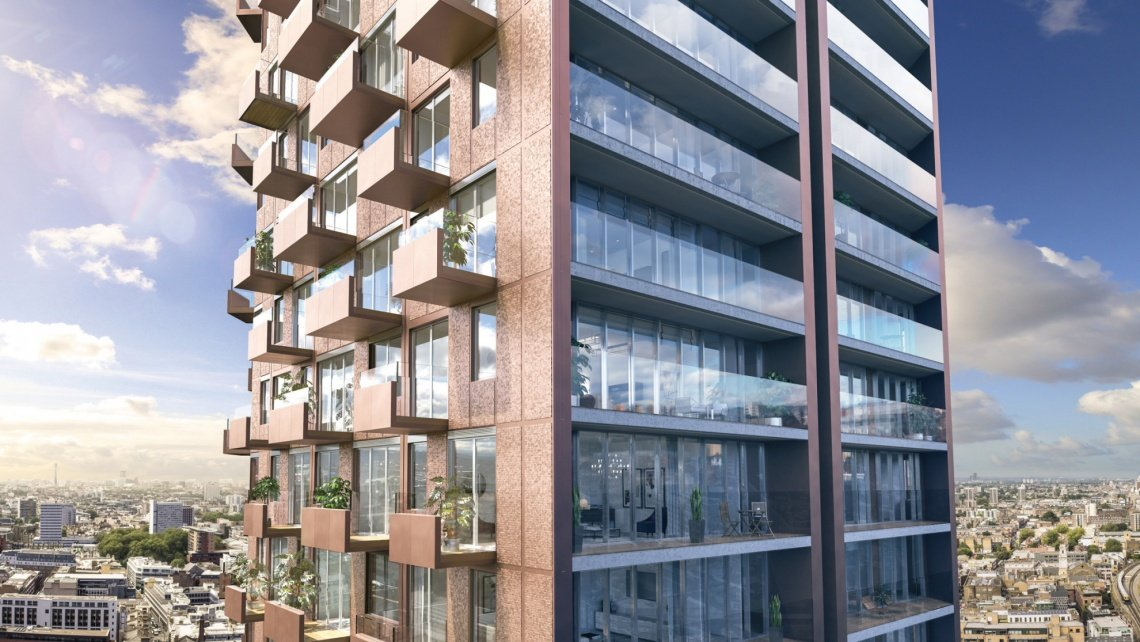 Bisnow Online, Prime Property, Platinum Collection, London, Galliard Homes, The Stage, Shoreditch