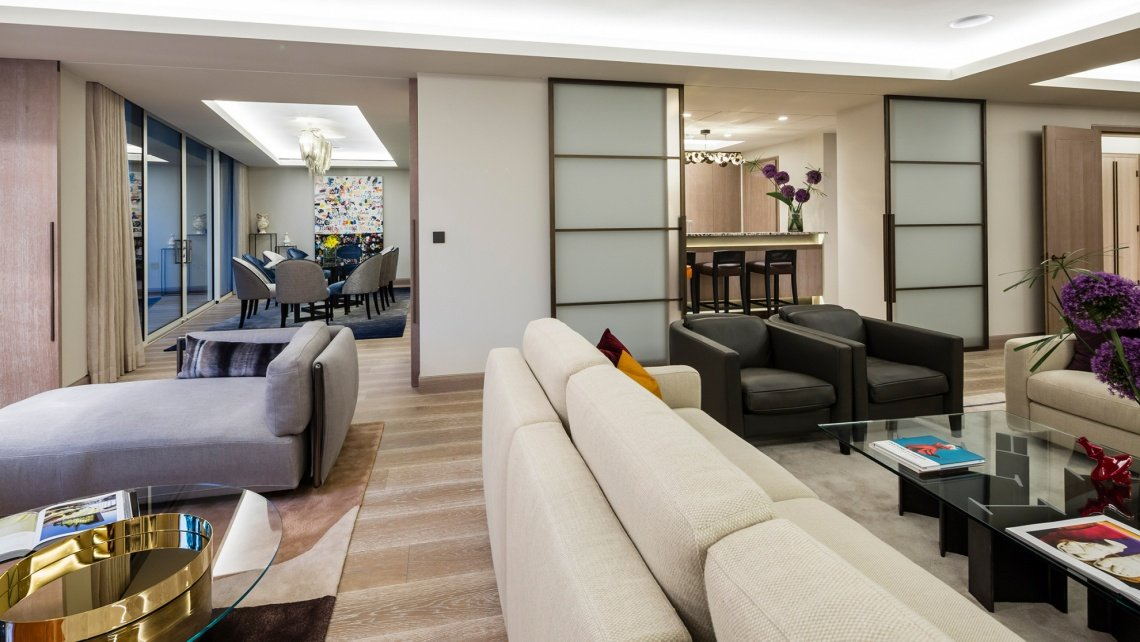 City AM, The Chilterns, Marylebone, Galliard Homes