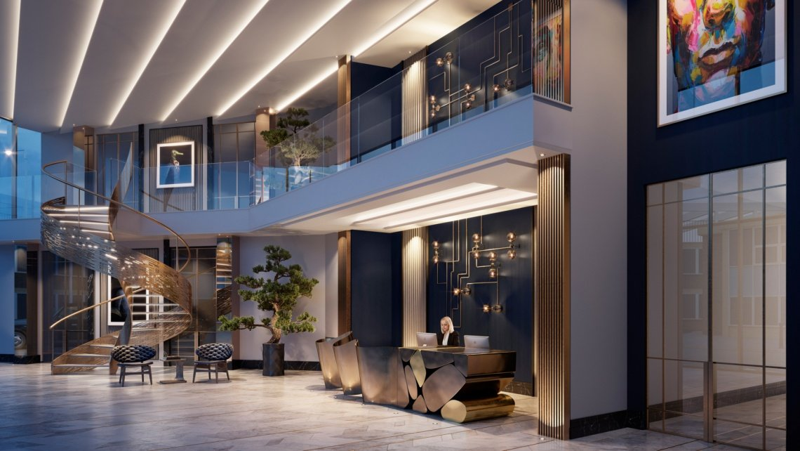 London Property Magazine, The Stage, Shoreditch, Galliard Homes