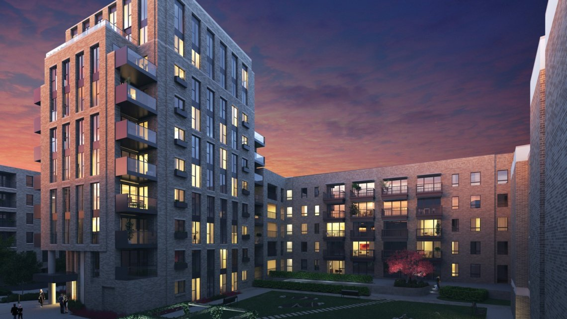 Metro, Galliard Homes, Offers, New Build, Colindale, Silver Works, Surrey Quays, Marine Wharf East