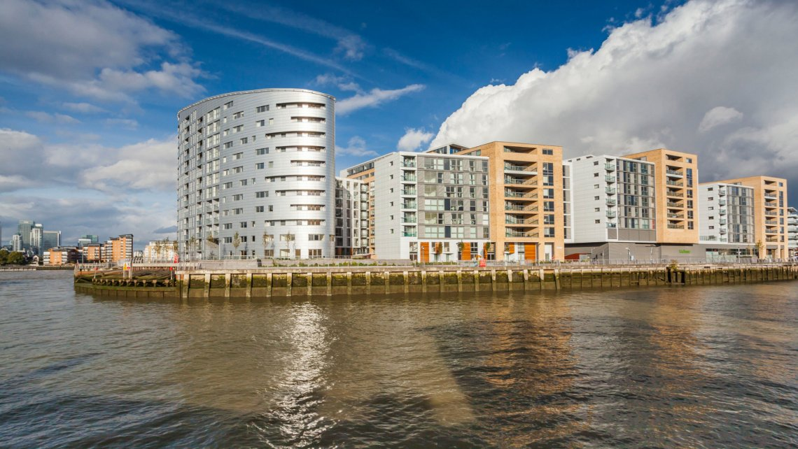 Move to London Magazine, New Capital Quay, Galliard Homes, Greenwich