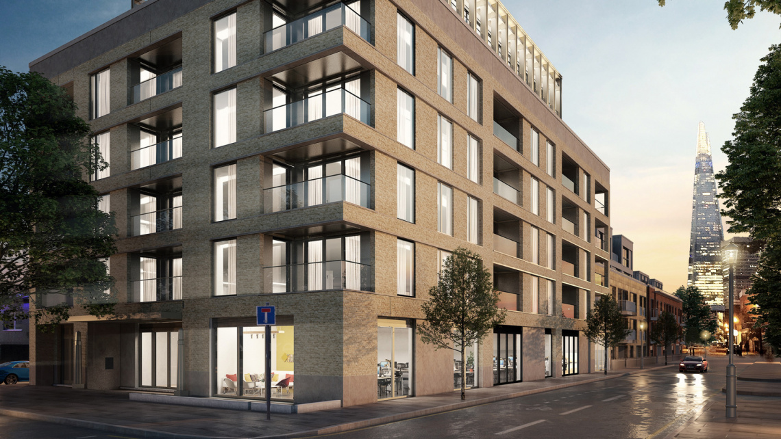Trilogy, Southwark, Prime Resi, Acorn, Galliard Homes