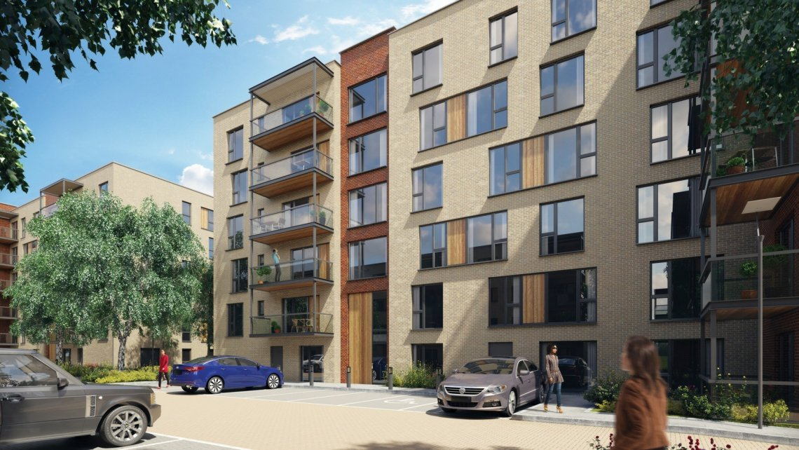 What House, Silver Works, Colindale, First-Time Buyer, Galliard Homes