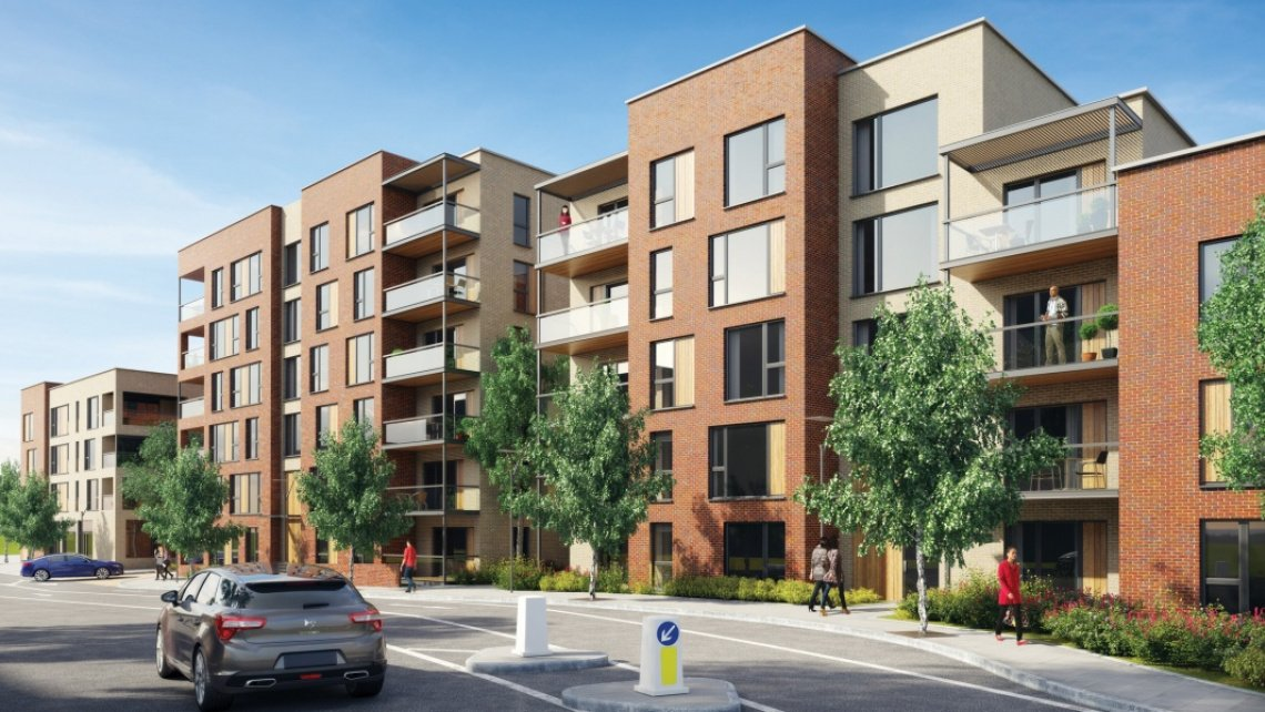 Silver Works, Colindale, North London, Galliard Homes, Apartments, Offers, Property, Investment