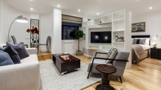 Studio Apartments, London, Galliard Homes