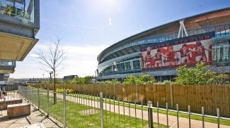 The Arsenal Stadium