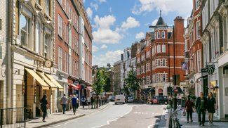 The Chilterns, Marylebone, Galliard Homes