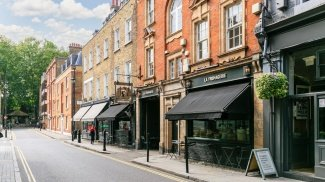 The Chilterns, Marylebone, Luxury Apartments, Galliard Homes