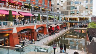 Birmingham, West Midlands, Regeneration, Property Investment, Galliard Homes