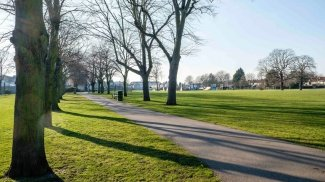 Green Space in Romford, ©Galliard Homes