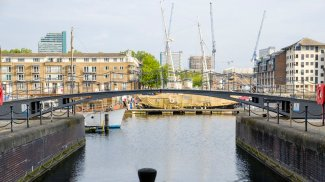 Surrey Quays, Wapping, Docklands, London, Property
