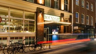 Bars, Shoreditch, East London, London, Lifestyle, Galliard Homes, The Stage EC2