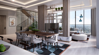 London, Penthouses, Prime Property, Luxury Homes, Residential, Central  London, Investment