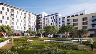 Regeneration, London, Canning Town, East London, Property, Galliard Homes