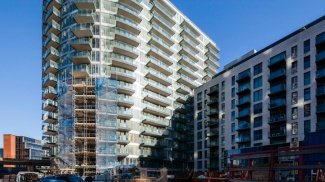 Eco Friendly, Construction, London, Building, Galliard Homes