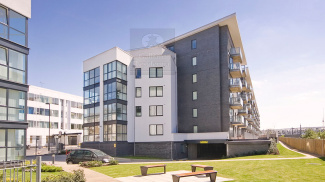 The Drayton Park Apartments exterior, ©Galliard Homes.