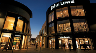John Lewis department store at the Bond Street, ©Galliard Homes.