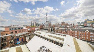 Jewellery Quarter, Birmingham, Insider Media, Galliard Homes