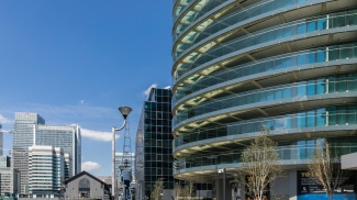 Baltimore Tower, Docklands, The Telegraph, Penthouse, Galliard Homes