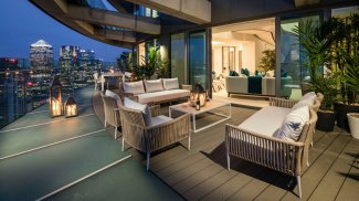 Baltimore Tower, London Docklands, Canary Wharf, Galliard Homes, Property, Penthouses, Investment