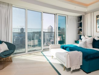 Baltimore Tower, Galliard Homes, Property, Investment, Penthouses