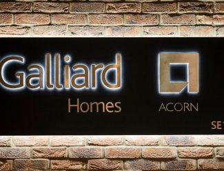 Galliard Homes, Marketing Suite, Acorn, SE1
