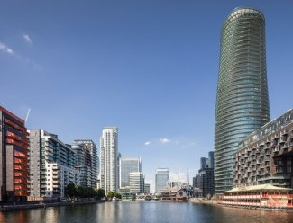 Baltimore Tower, Docklands, Galliard Homes