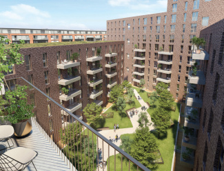Timber Yard, Birmingham, HBD Online, Galliard Homes