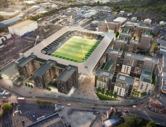 Stadia Three, Wimbledon, South London Press, Galliard Homes
