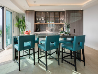 Baltimore Tower, Docklands, Prime Resi, Penthouses, Galliard Homes